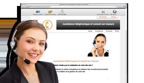 8 assistance telephonique et conseil sur mesure